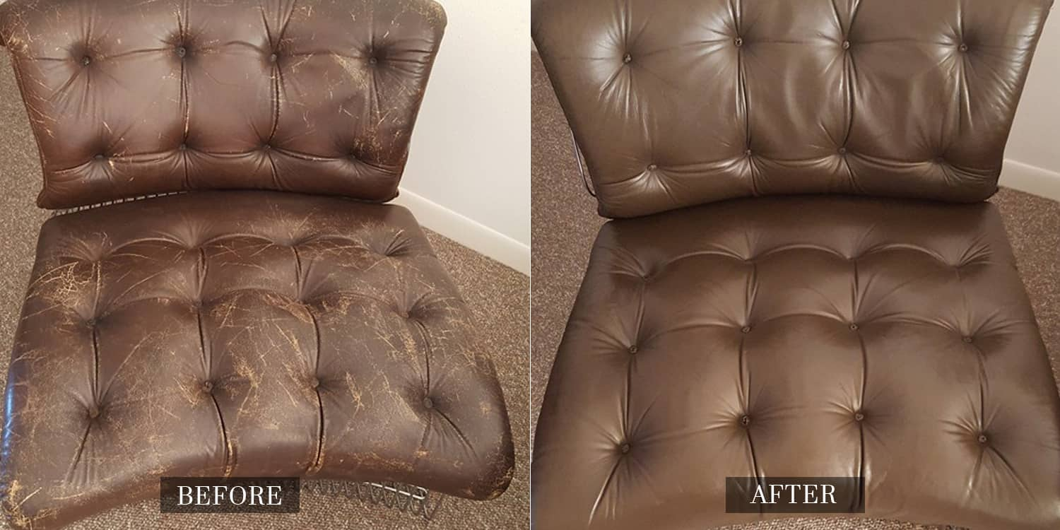 Leather Furniture Restoration