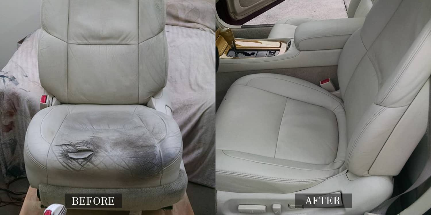 Auto Leather Repair