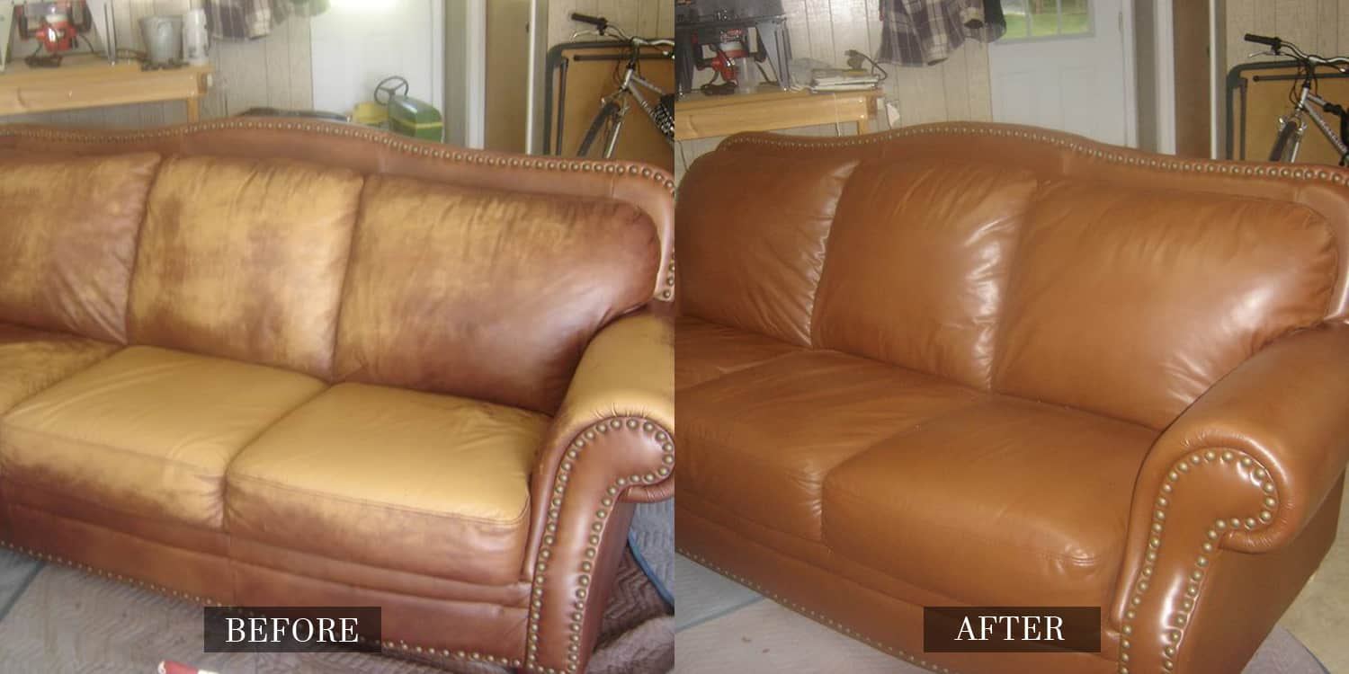 Leather Repair Service For Furniture